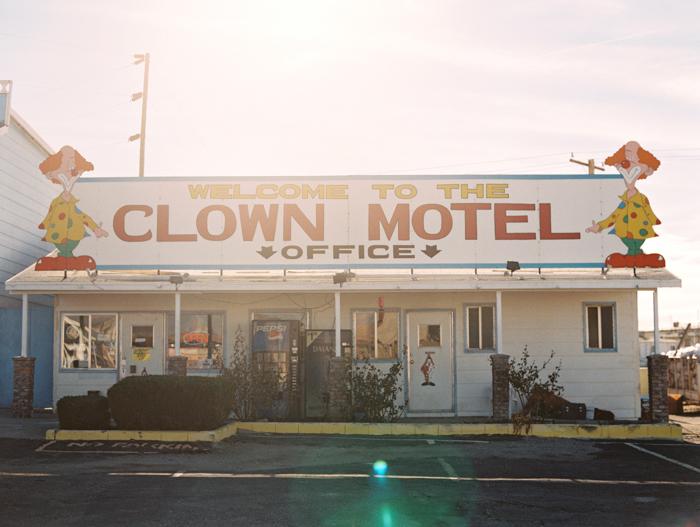 clown motel tonopah nv GABY J PHOTOGRAPHY