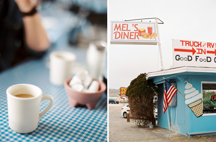 mels diner in beatty gaby j photo