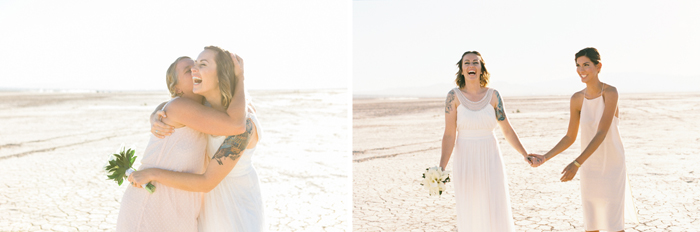 intimate indie desert vegas wedding photo 23
