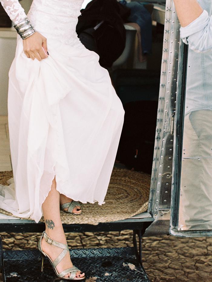 grace loves lace wedding dress jimmy choo heels