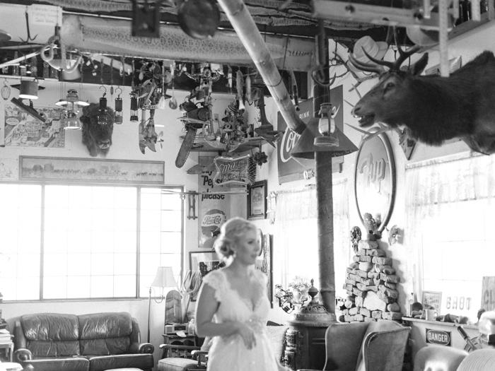 nelson ghost town rustic destination vegas wedding 13