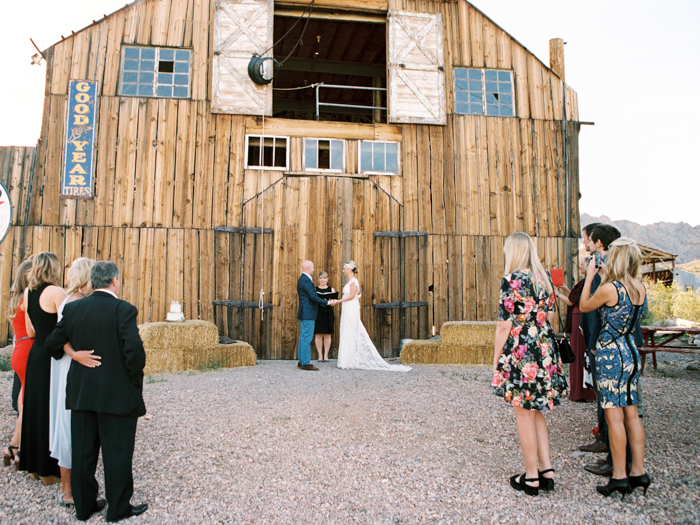 nelson ghost town rustic destination vegas wedding peachy keen unions