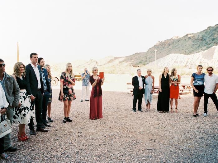 nelson ghost town rustic destination vegas wedding 25