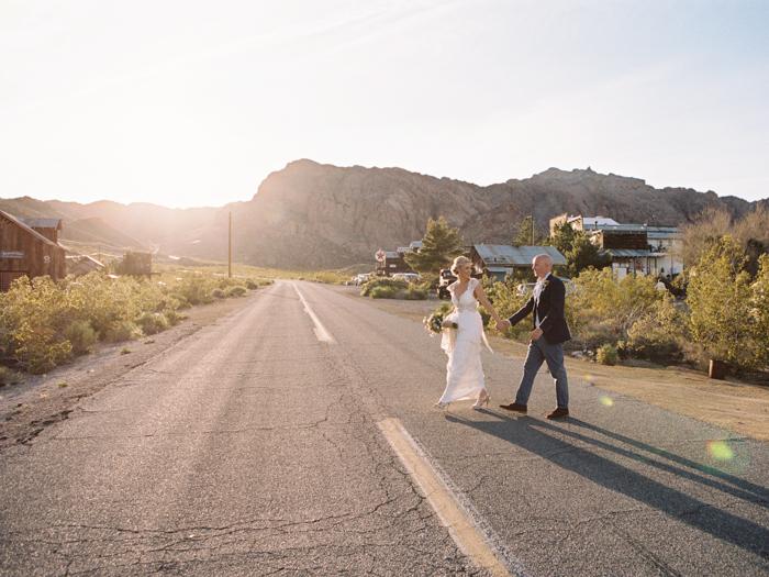 nelson ghost town rustic destination vegas wedding 28