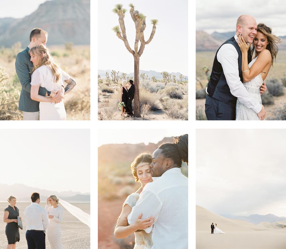 las vegas nevada destination wedding elopement photographer gaby j photography