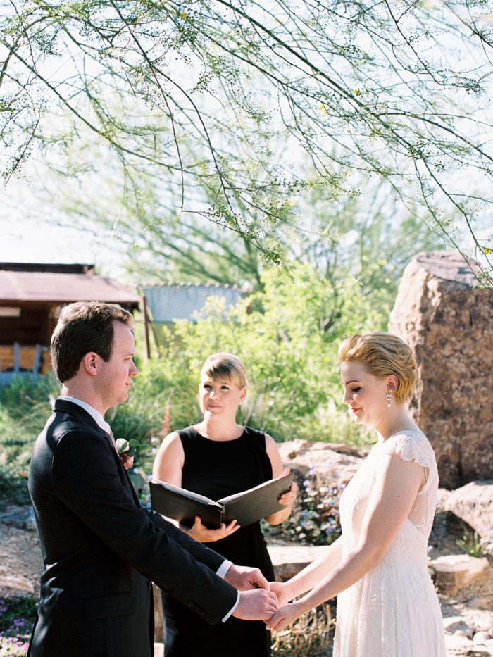 angie kelly peachy keen springs preserve wedding
