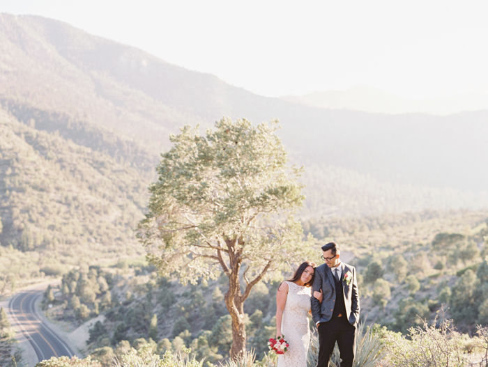 intimate mountainside wedding in las vegas 1.jpg