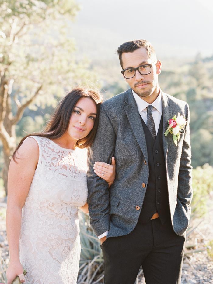 intimate mountainside wedding in las vegas 5.jpg