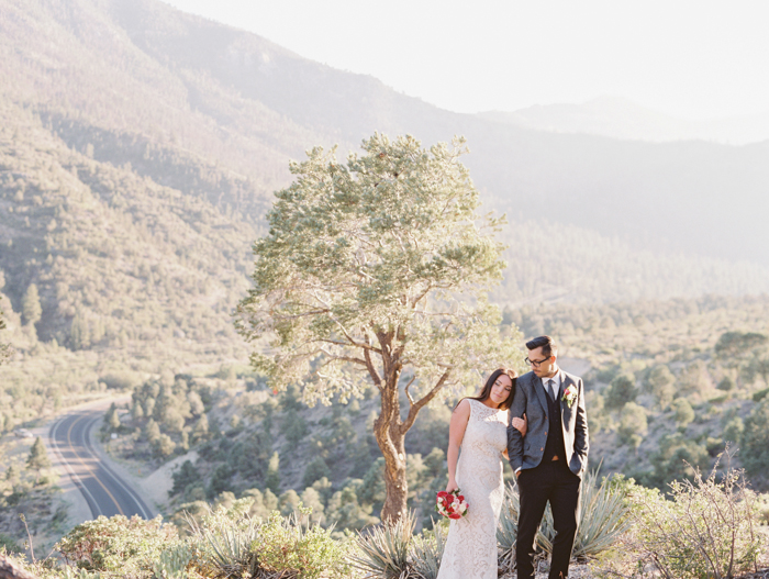 intimate mountainside wedding in las vegas 12.jpg