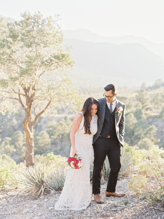 intimate mountainside wedding in las vegas 14.jpg