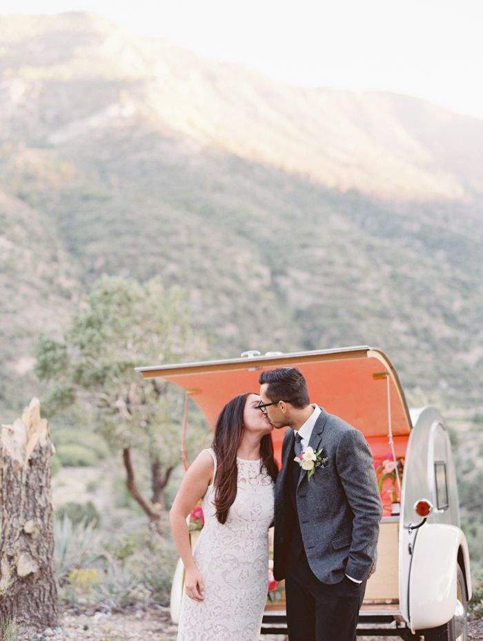 mountainside flora pop wedding