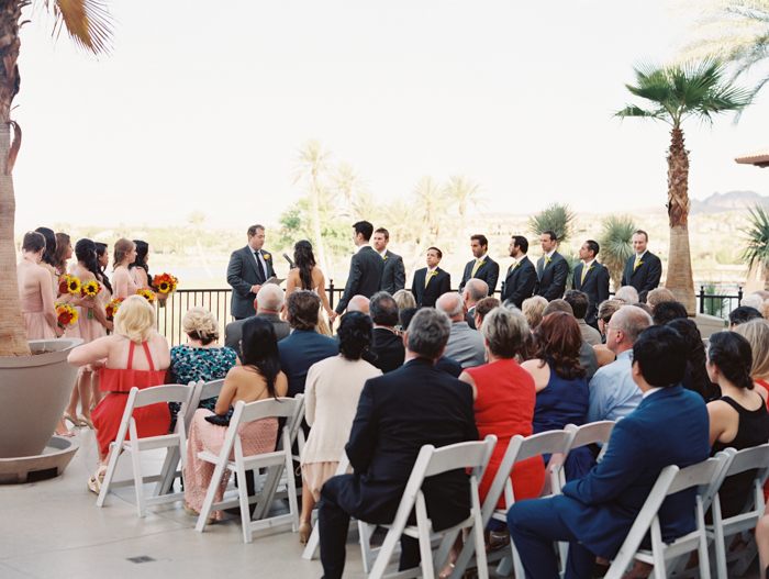 lotus court westin lake las vegas wedding | gaby j photography