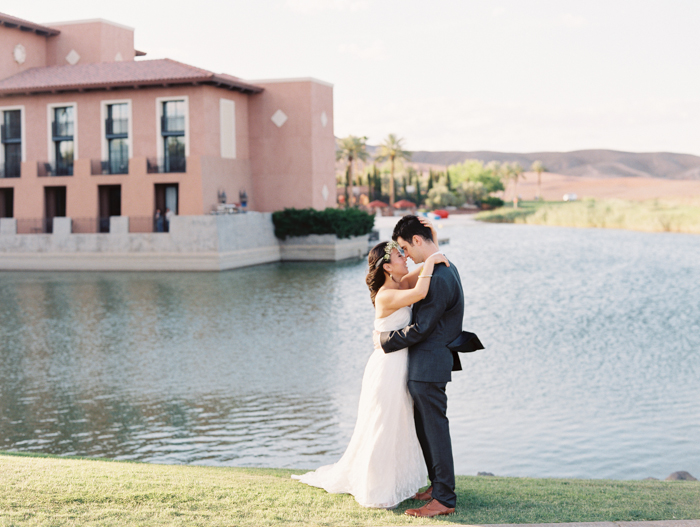 destination wedding at the westin lake las vegas | gaby j photography