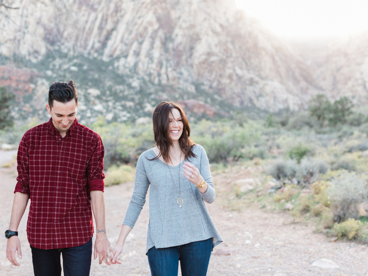 spring mountain ranch engagement | las vegas desert engagement photographer | gaby j photography