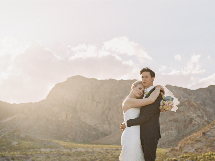 simple eldorado ghost town elopement | las vegas desert elopement photographer | nelson nv | gaby j photography