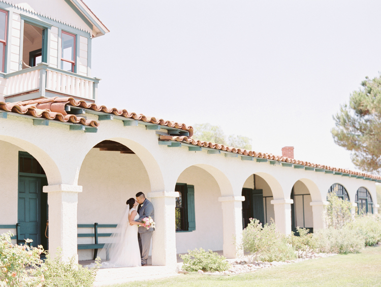 rancho guajome adobe wedding san diego wedding photographer