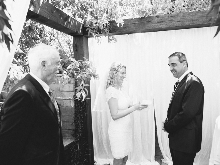 private las vegas estate wedding | backyard garden elopement in las vegas | gaby j photography | flora pop