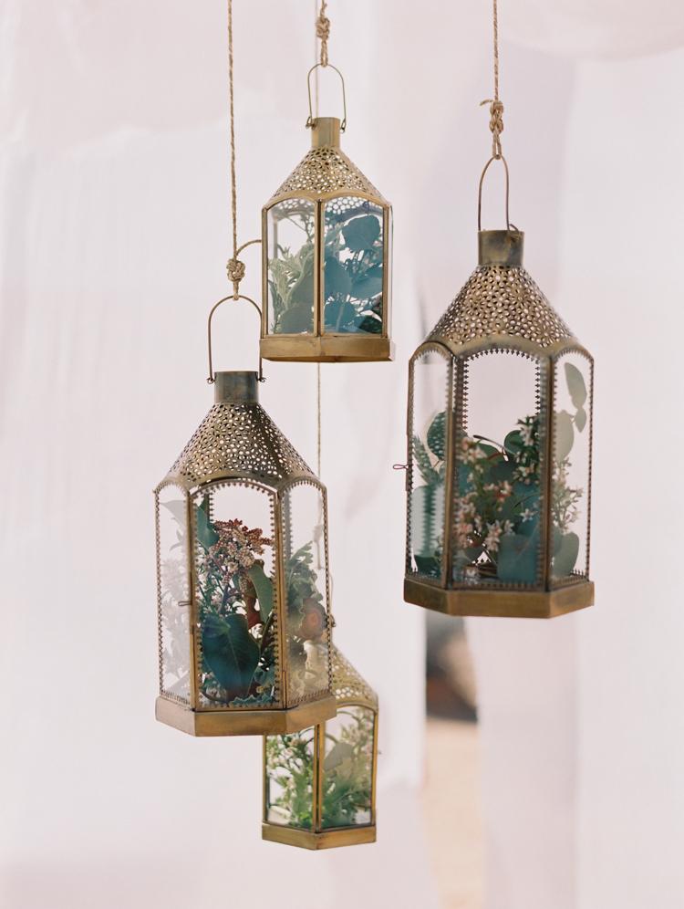 moroccan inspired desert wedding | gaby j photography | desert wedding inspiration with a camel | lanterns