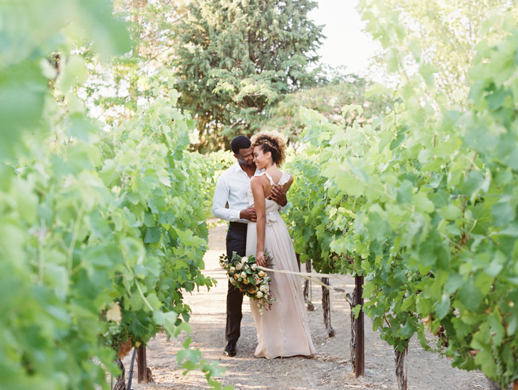 intimate winery elopement in las vegas | how to elope in las vegas | pahrump winery wedding | gaby j photography