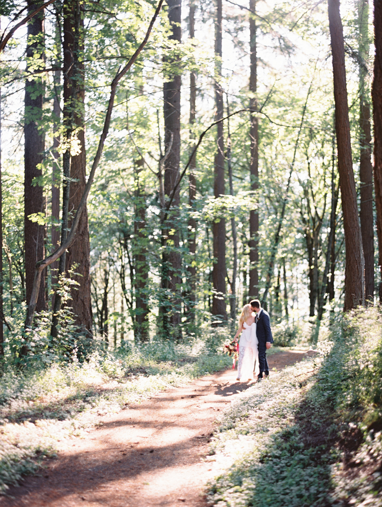 mt tabor portland wedding photographers