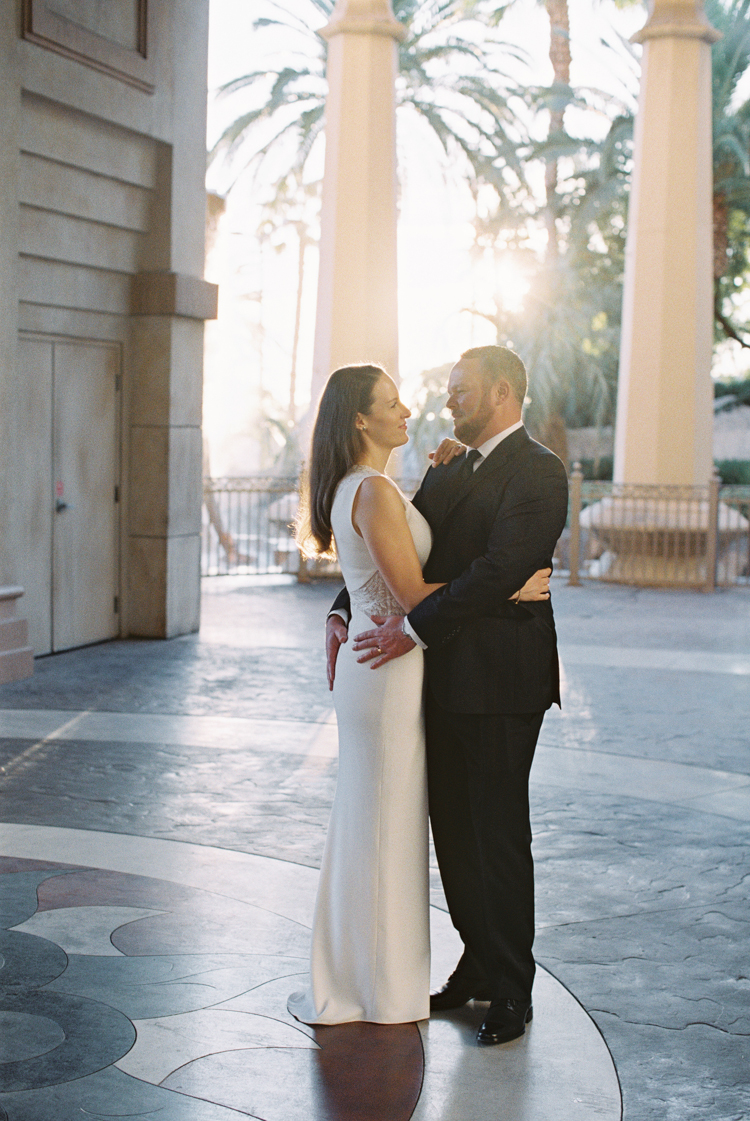 timeless wedding in las vegas