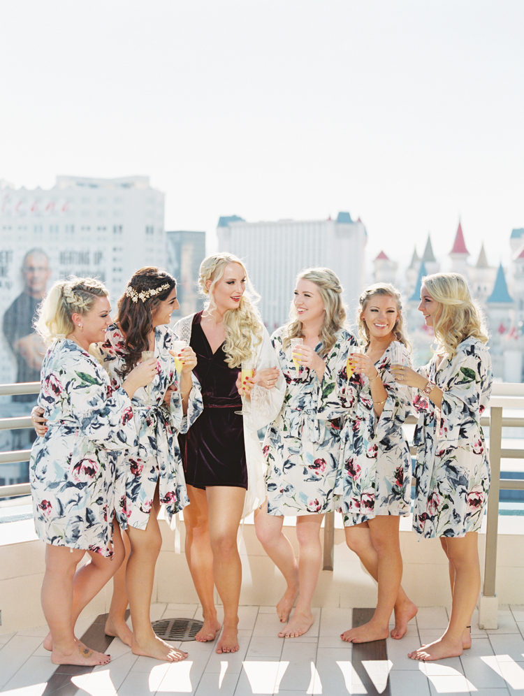 mgm skyline terrace wedding photography