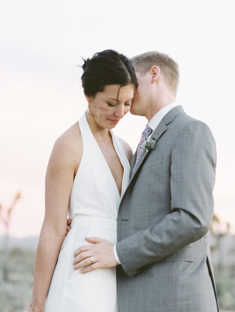 joshua tree elopement photographers
