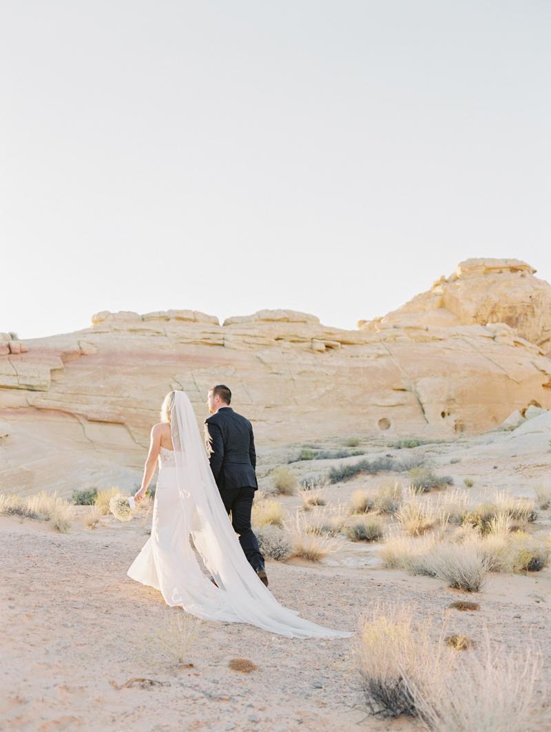 valley of fire gold ridge wedding