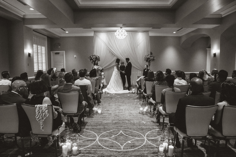 four seasons palm room wedding