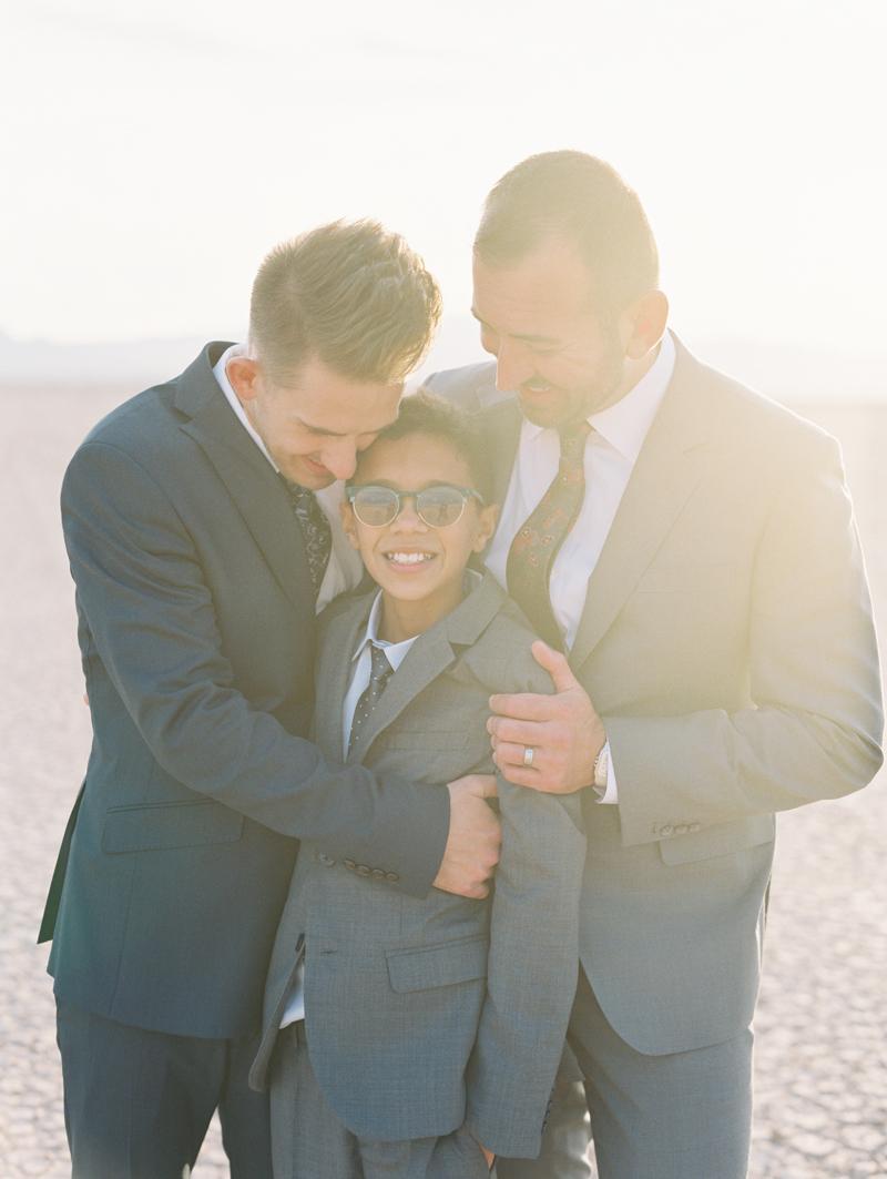 same sex family photo