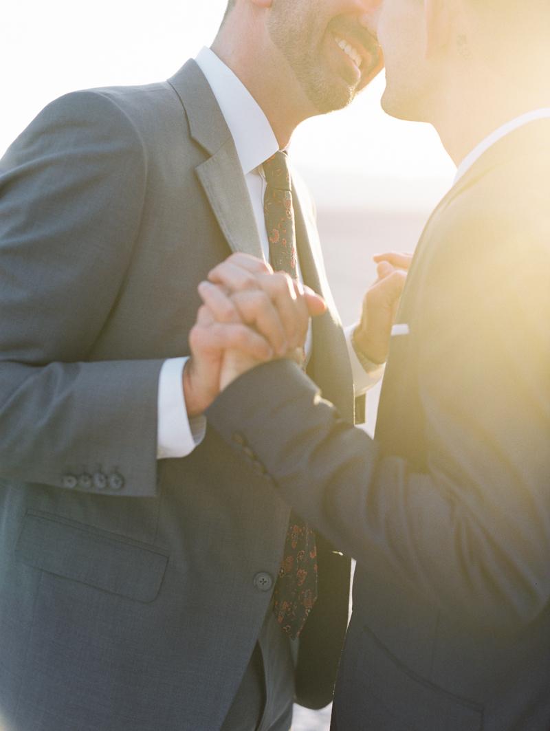 same sex marriage las vegas ceremony