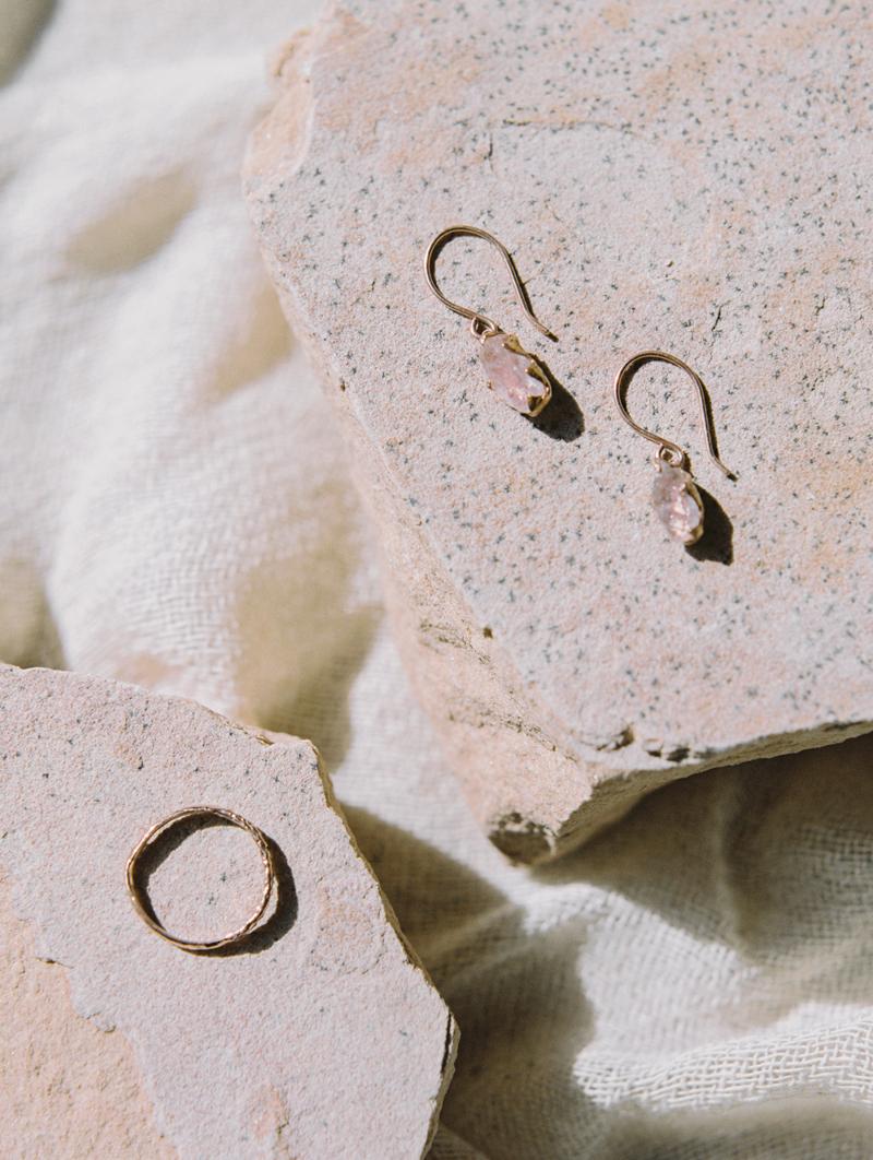 minimal bridal jewelry