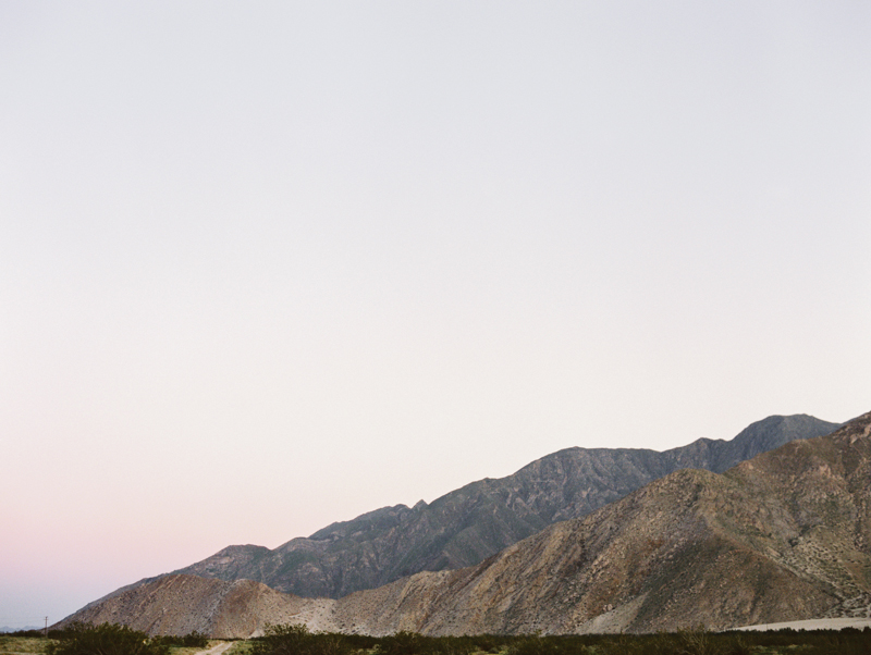 mountains near palm springs