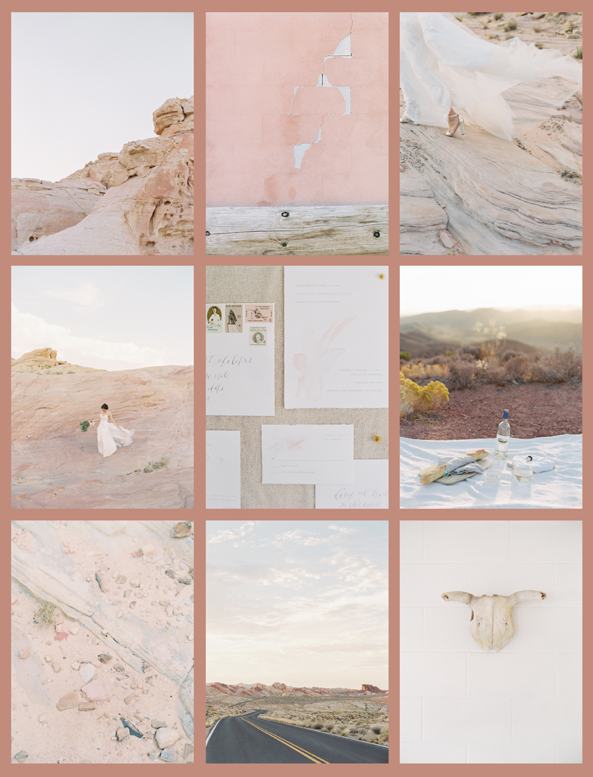amangiri wedding - gaby j photography desert photos