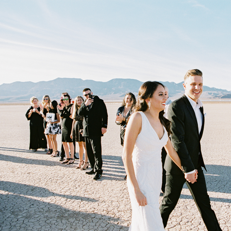 dry lake bed ceremony