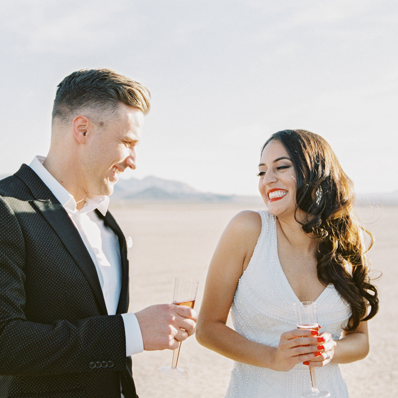 desert weddings in las vegas
