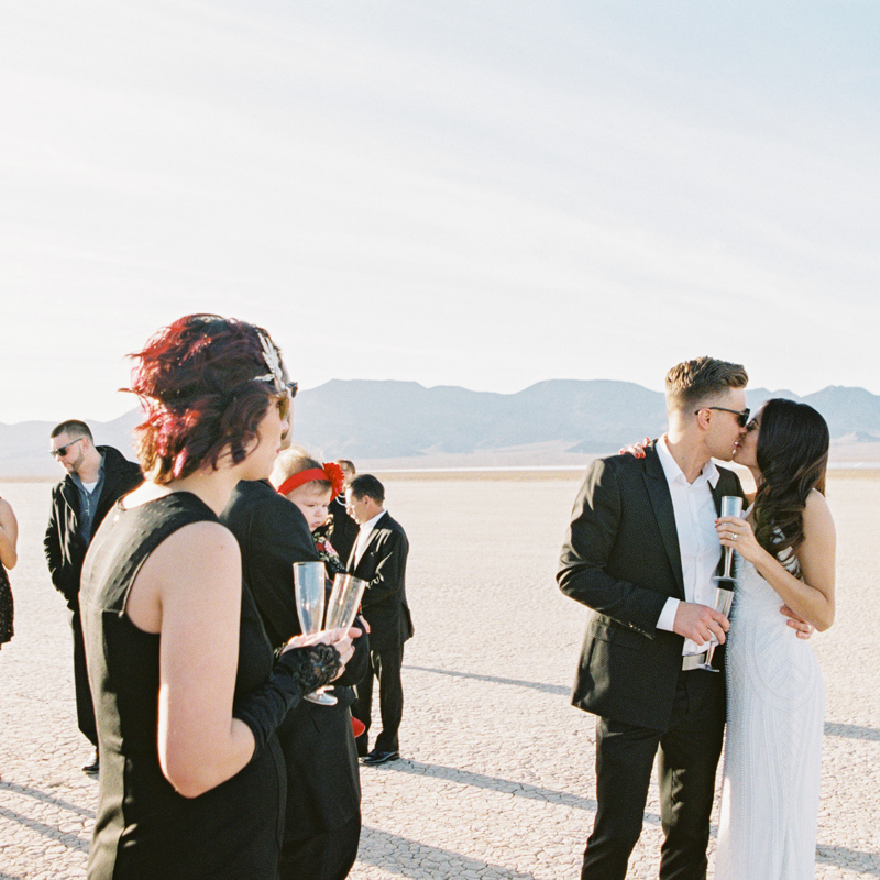 las vegas desert weddings