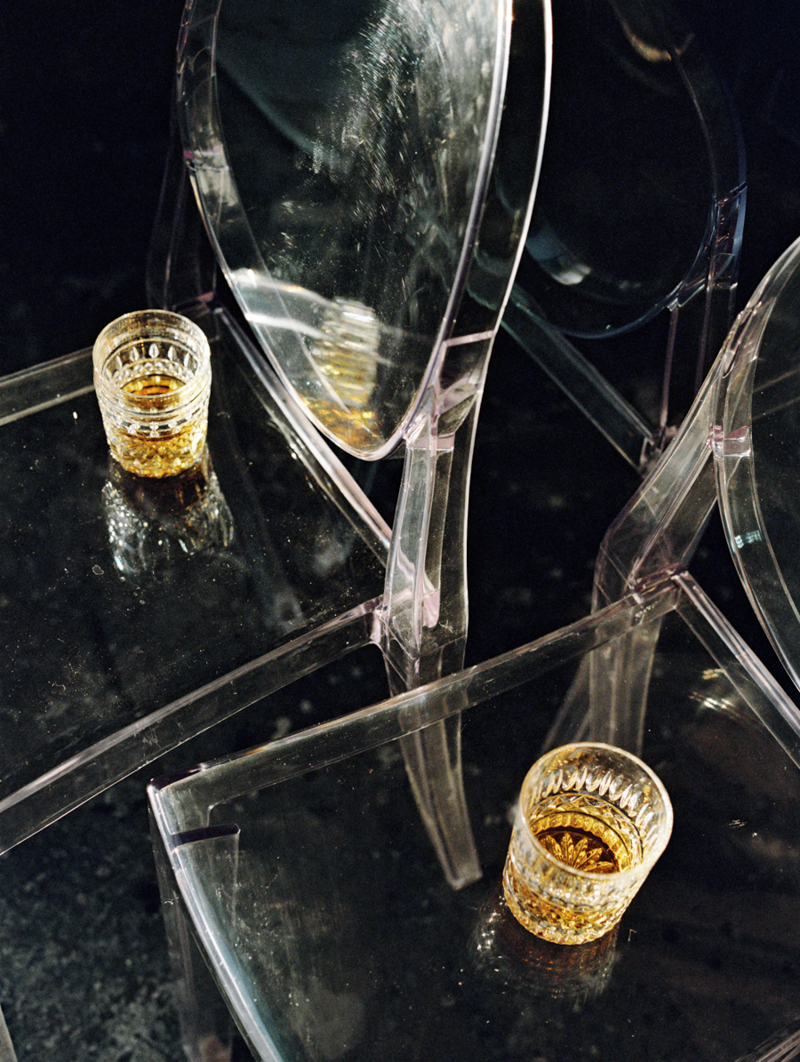 las vegas lifestyle food photographer - old fashioned whiskey glasses