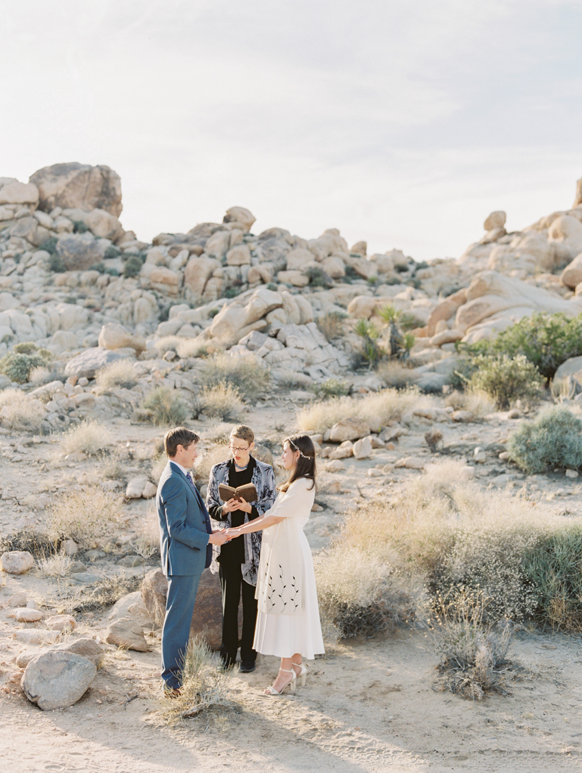joshua tree national park wedding ceremony locations