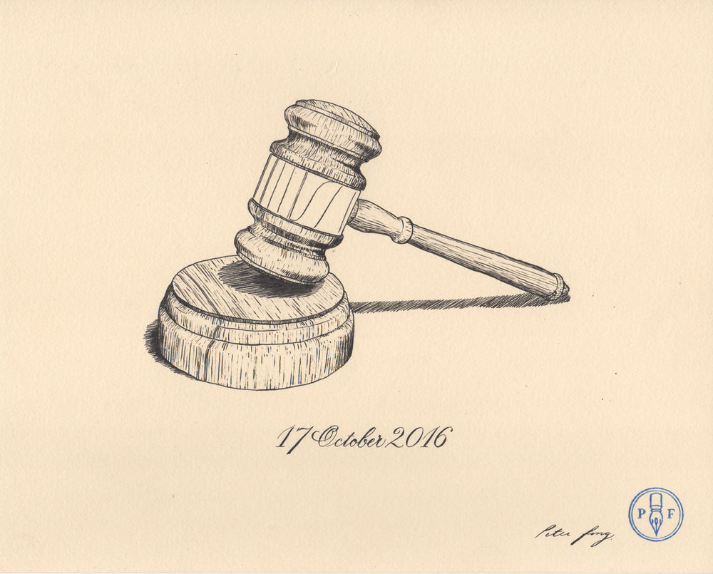 Gavel commission