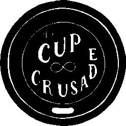 Cup Crusade logo round