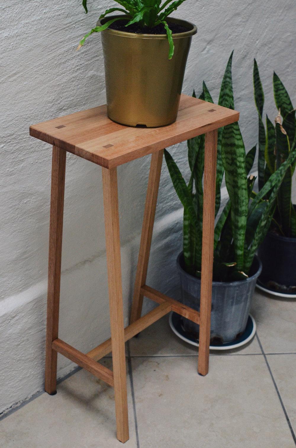 Tas oak stool PF