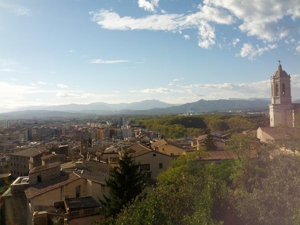 Girona Scenery