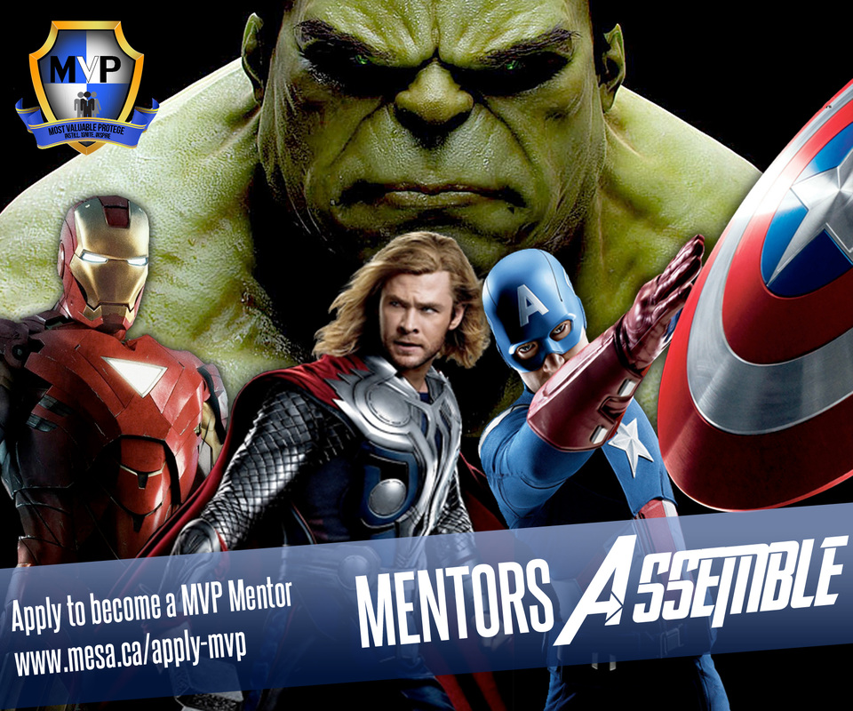 Mentors Assemble FB Post