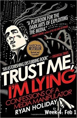 Trust Me I'm Lying Review