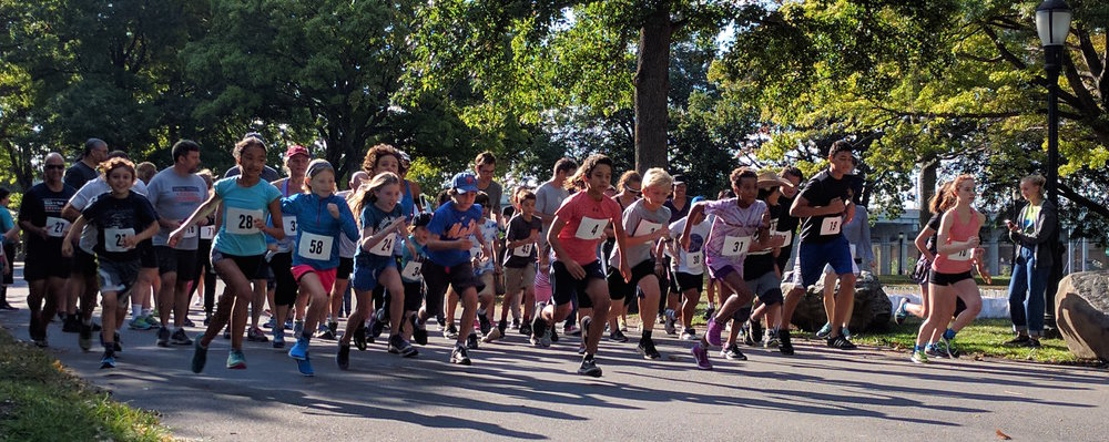 5k run/walk - randall's island 2016