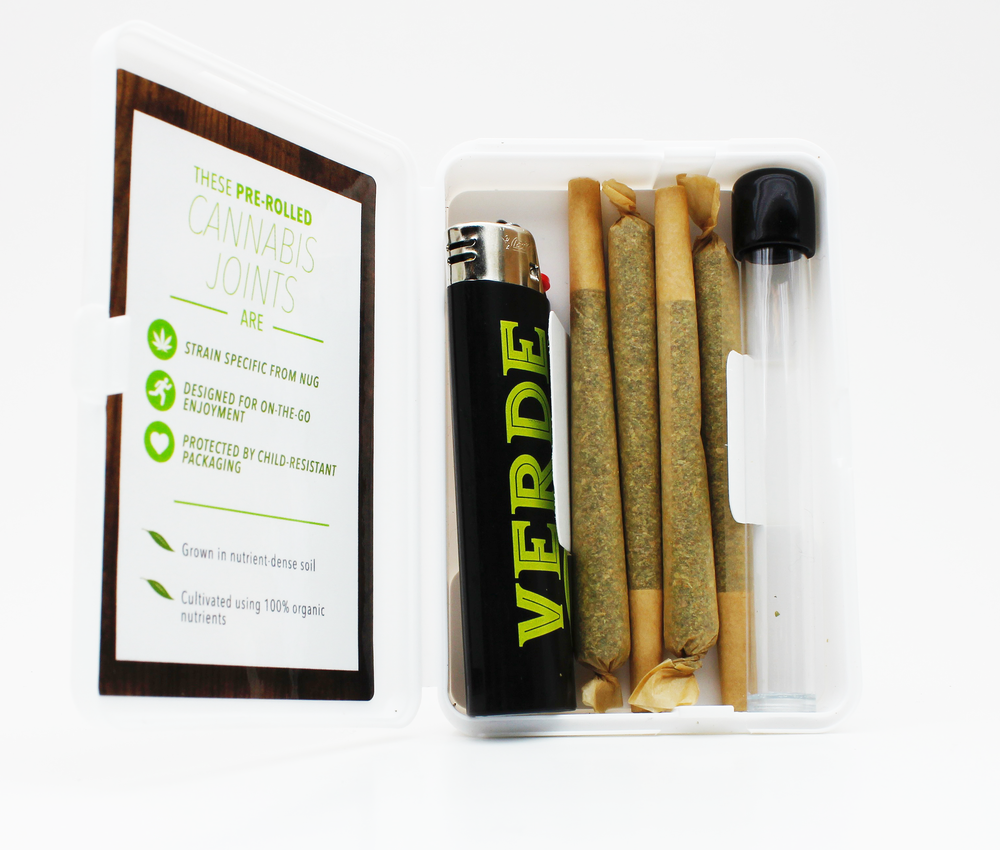 verde natural joint packs