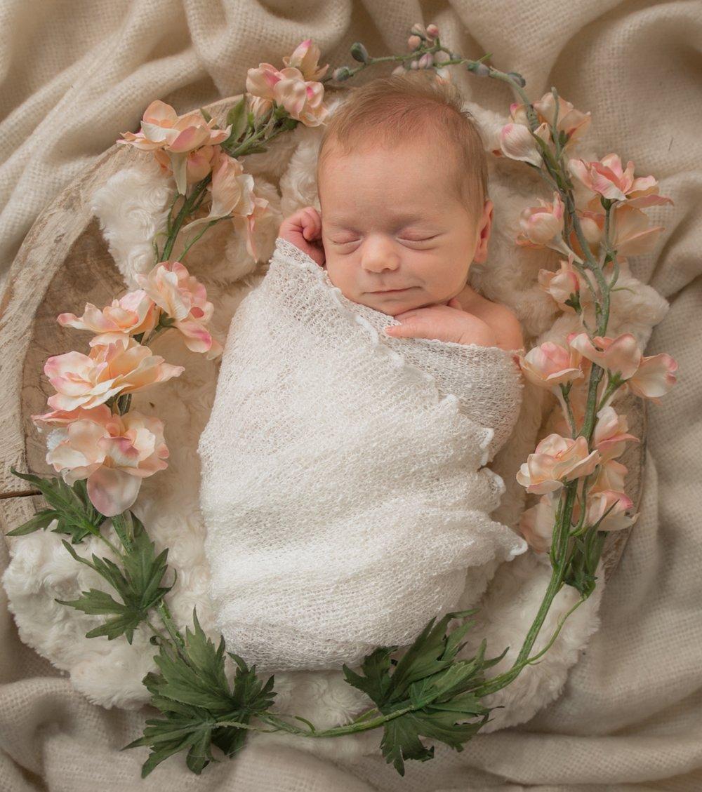 newborn girl flowers seattle.jpg