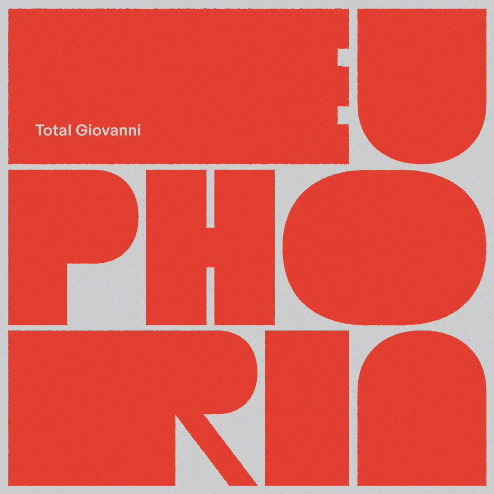 """Artist:   Total Giovanni    Type:  Album """" Euphoria """"   Roles:  Co-writer, Recording, Production, Mixing   Release date:  2018   Released by:   Remote Control"""