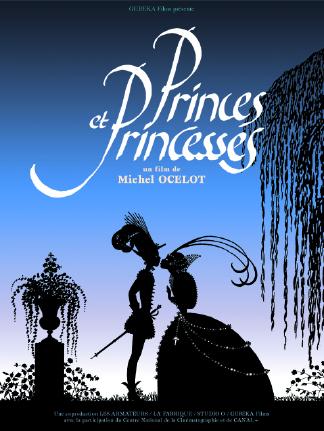 May 6, 2017 《王子與公主》 - (PRINCES AND PRINCESSES, ©Les Armateurs)導演: 米歇.奧賽羅六部動畫短片跨越時空、國界與性別;以剪影呈現意想不到的線條美感與意境,訴說看似古老實則後現代的另類童話。夜幕低垂,古老的劇場華麗復活;隱身市井的王子與公主粉墨登場;你準備要來看戲了嗎?請把入場券交給門口的貓頭鷹;牠會把「想像」與「好奇」撕下留著;然後給您「永不消逝的童真」作為票根 。為了滿足大家的王子公主夢;我們另備有「王子公主製造機」;您可自由選擇扮相,並有機會顛覆傳統;因為,王子公主=英雄美人?公主吻了青蛙,青蛙會變成王子嗎?公主吻了王子,會發生怎樣美麗的錯誤?